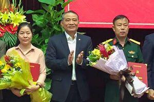 Ban Bí thư chỉ định 8 cán bộ tham gia Ban Chấp hành Đảng bộ Đà Nẵng