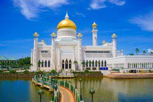 Khám phá Brunei, đất nước thanh bình và thịnh vượng