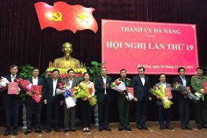 Công bố 8 nhân sự vào Ban Chấp hành Đảng bộ TP Đà Nẵng