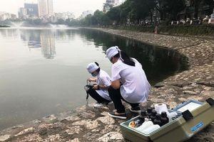 Hà Nội sẽ công khai kết luận thanh tra về chế phẩm làm sạch ao, hồ