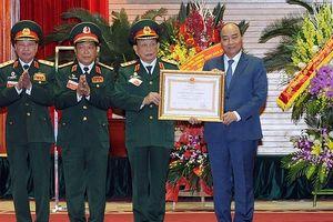 Thủ tướng Nguyễn Xuân Phúc dự kỷ niệm 30 năm thành lập Hội Cựu chiến binh Việt Nam