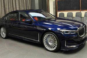 Ngắm siêu sedan BMW Alpina B7 2020 màu độc tại Abu Dhabi