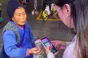 Kinh ngạc cách 'kiếm tiền' của ăn xin thời công nghệ ở Trung Quốc