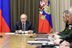 TT Putin chỉ trích sự mở rộng của NATO