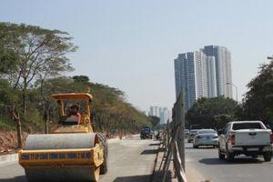 Hà Nội: Sửa chữa, cải tạo 46 công trình hạ tầng giao thông dịp cuối năm