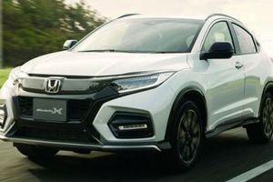 Honda HR-V Modulo X vừa ra mắt thị trường Nhật có gì hấp dẫn?