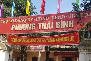 Chánh văn phòng TAND huyện bị bắt sau 26 năm truy nã và quá trình 'lọt' qua khâu thẩm định lý lịch?