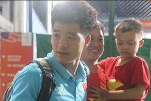 Hà Đức Chinh mệt mỏi và khó chịu khi bất ngờ phải kiểm tra doping