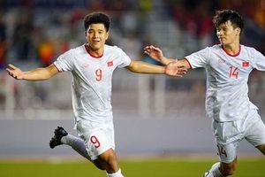 Sánh ngang Văn Quyến, Đức Chinh sắp phá kỷ lục tại SEA Games