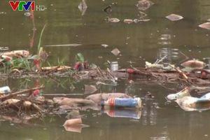 Kinh hãi hồ cấp nước sinh hoạt cho Đà Lạt ngập vỏ thuốc hóa học