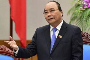 Thủ tướng yêu cầu kiểm tra, xử lý việc đường ống nước sạch sông Đà rò rỉ