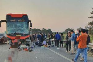 Tai nạn trên cao tốc Hà Nội - Bắc Giang: Danh tính người phụ nữ tử vong