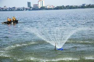 Hà Nội sẽ công khai kết luận thanh tra về chế phẩm Redoxy 3C làm sạch ao, hồ
