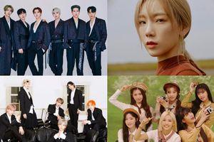 Gaon Chart Music Awards 2019 công bố dàn line up đầu tiên: Taeyeon (SNSD), NCT Dream, Monsta X và nhiều hơn thế