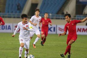 Lý giải nguyên nhân U22 Việt Nam thi đấu dưới sức ở trận U22 Singapore