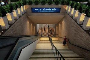 Hà Nội đồng ý vay hơn 30.500 tỷ đồng vốn ODA làm metro qua Hồ Gươm