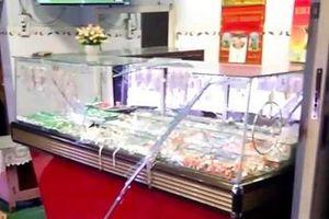 Bình Định: Táo tợn cướp tiệm vàng Kim Hùng