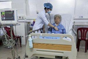Cắt khối u tim cứu cụ bà khỏi nguy cơ đột tử
