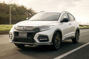 Honda HR-V ra mắt thêm phiên bản Modulo X tại thị trường Nhật