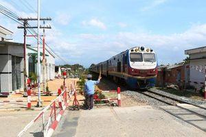 Gia tăng lấn chiếm hành lang ATGT đường sắt ở Ninh Thuận