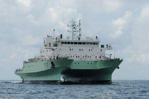 Ấn Độ xua đuổi tàu khảo sát Trung Quốc tiếp cận vùng đặc quyền kinh tế