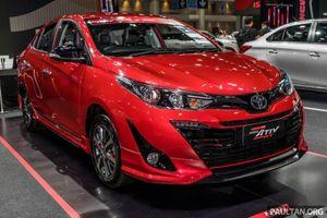 Toyota Yaris và Yaris Activ 2020 sẽ được trưng bày tại Thailand Motor Expo