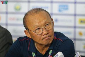 HLV Park Hang Seo: 'U22 Việt Nam cần tập trung cho trận gặp Thái Lan'