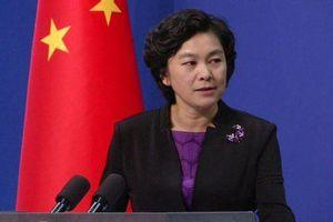 Trung Quốc tố Mỹ áp dụng tiêu chuẩn kép trong vấn đề chống khủng bố