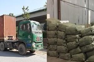 Manh mối đường dây thành lập công ty nông sản để nhập lậu thuốc bắc