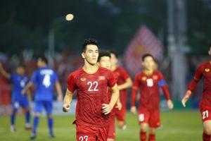 U22 Việt Nam 2-2 U22 Thái Lan: Vào bán kết bằng tinh thần bất khuất