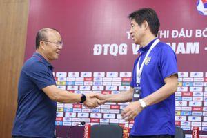 HLV Nishino: Thái Lan phải ghi bàn càng sớm càng tốt