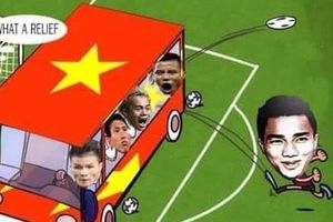 Dân mạng Thái Lan đoán U22 Việt Nam sẽ dựng xe buýt phòng thủ
