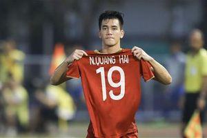 U22 Việt Nam: Loại đương kim vô địch Thái Lan, vào bán kết với ngôi nhất bảng