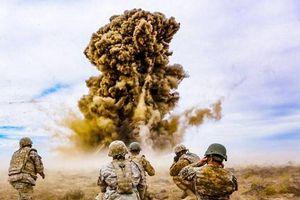 Căn cứ quân sự Iraq bị 5 tên lửa tấn công