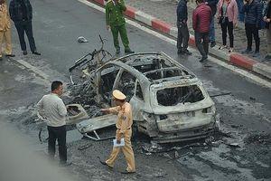 Khởi tố vụ nữ tài xế Mercedes gây tai nạn trên đường Lê Văn Lương