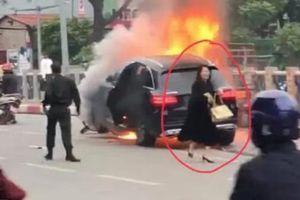 Khởi tố vụ nữ tài xế xe Mercedes gây tai nạn liên hoàn