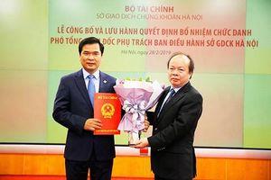 Cần sớm làm rõ việc Phó Tổng giám đốc Sở GDCK Hà Nội được bổ nhiệm thần tốc