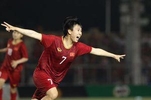 Tuyển nữ Việt Nam tái đấu với Thái Lan ở chung kết SEA Games 30