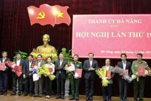 Công bố các quyết định của Ban Bí thư về công tác cán bộ ở Đà Nẵng