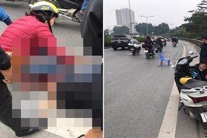 Tạm giữ hình sự xe bán tải gây tai nạn khiến 2 mẹ con thương vong rồi bỏ chạy