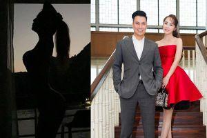 Quỳnh Nga lên tiếng về bức ảnh cô gái nóng bỏng bí ẩn Việt Anh đăng tải