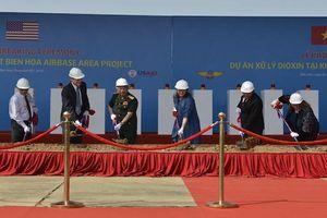 Mỹ chi 300 triệu USD xử lý môi trường sân bay Biên Hòa vì dioxin