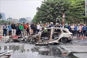 Khởi tố vụ án nữ lái xe Mercedes gây tai nạn thảm khốc ở cầu vượt Lê Văn Lương
