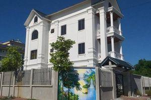Phạt Hội Khoa học Kinh tế 110 triệu vì xây trụ sở như biệt thự nguy nga