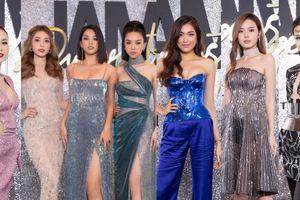 Thảm đỏ 'hot 100 độ' quy tụ dàn sao Việt cực 'khủng' trước giờ show 'IAM SUPERSTAR'