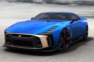 Nissan GT-R50 Italdesign sắp có bản thương mại, giá 1,12 triệu USD