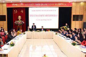 Chủ tịch UBND TP Nguyễn Đức Chung: Đồng bộ nhiều giải pháp giảm ô nhiễm môi trường