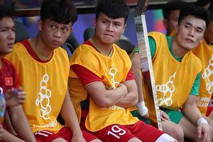 Nghỉ thi đấu hai tuần, Quang Hải chính thức chia tay SEA Games