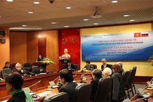 Tiếp tục thúc đẩy giao lưu văn hóa, văn học Việt Nam - Liên bang Nga