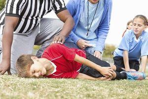 Đau đầu gối ở tuổi thiếu niên, liệu có đáng lo ngại?